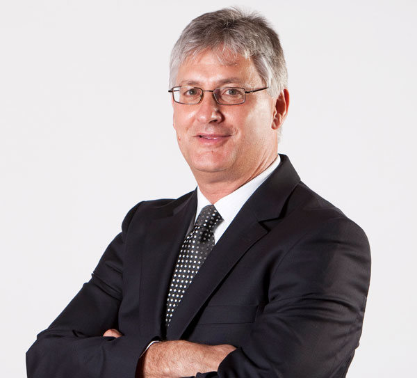 CEO Brian Pidgeon corporate photo