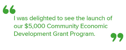 Mayors quote grant program