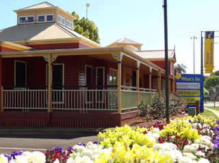 Toowoomba Visitor Information Centre