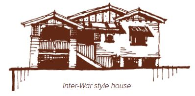 Inter-war house style