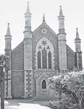 St Stephens uniting church