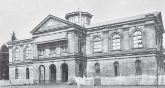 Toowoomba court house