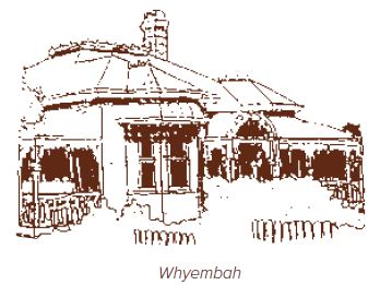 Whyembah house