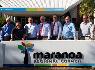 Darling Downs and South West Mayors