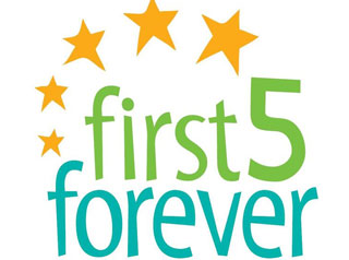 First Five Forever logo