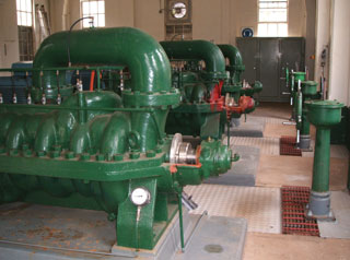 Colby Pump Station