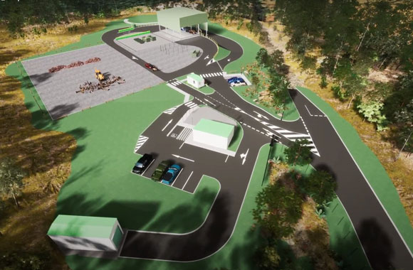 Yarraman Waste Management Facility Concept Plan