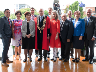 Elected Council of 2016