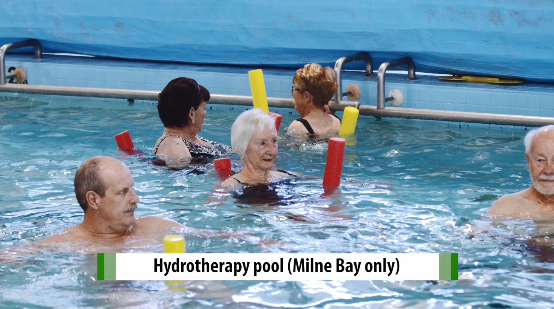 hydrotherapy pool group