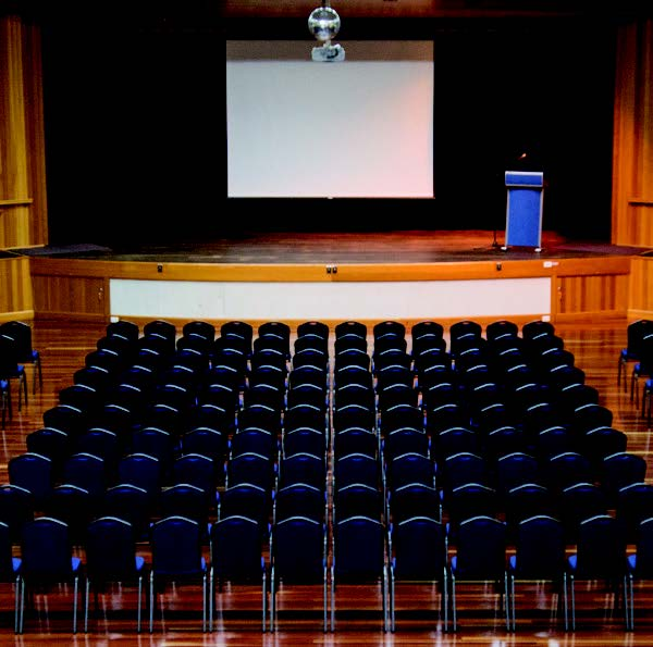 Oakey Cultural Centre auditorium
