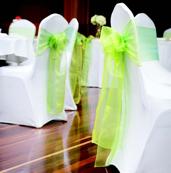 Oakey Cultural Centre wedding chairs