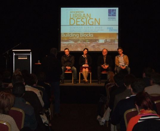 Winter urban design seminar
