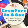 Home Project - Creature in a Box Worksheet